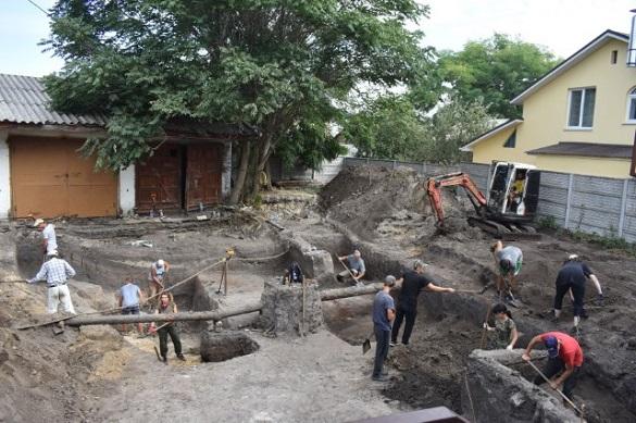 Археологи після розкопок називають нову дату заснування Черкас