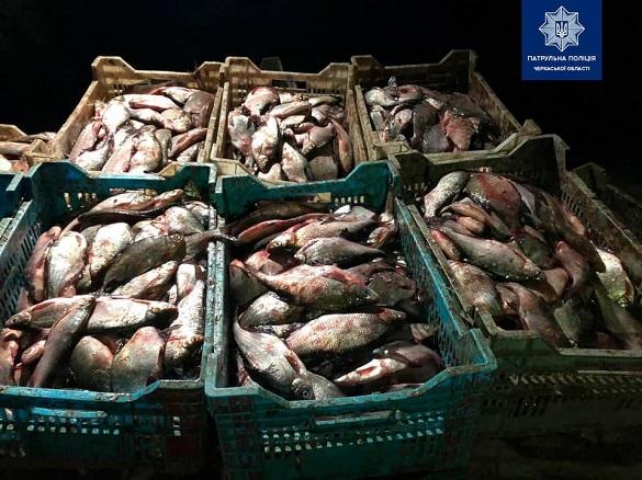 Понад півтора мільйона гривень збитків: на Черкащині затримали браконьєрів (ФОТО)