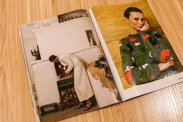 Продавчиня із села на Черкащині стала обличчям модного глянцю (ФОТО)