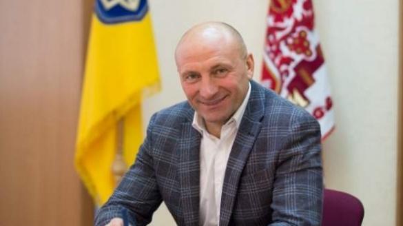 Мер Черкас знову очолив обласну організацію політичної партії