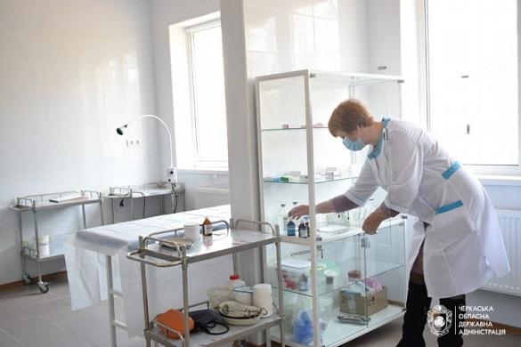 Нову сучасну амбулаторію відкрили на Черкащині (ФОТО)