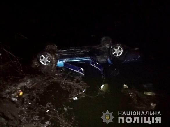 На Черкащині поліцейські розслідують обставини ДТП, у якій загинули троє людей