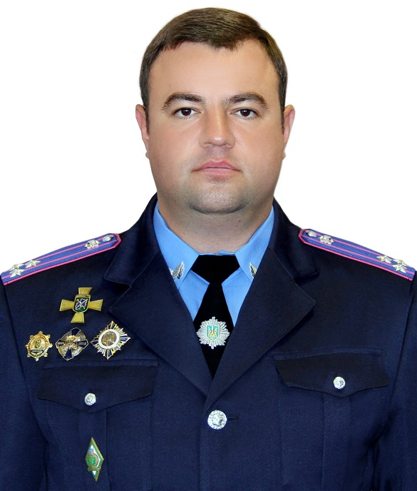 Податкову службу Черкащини очолив новий керівник