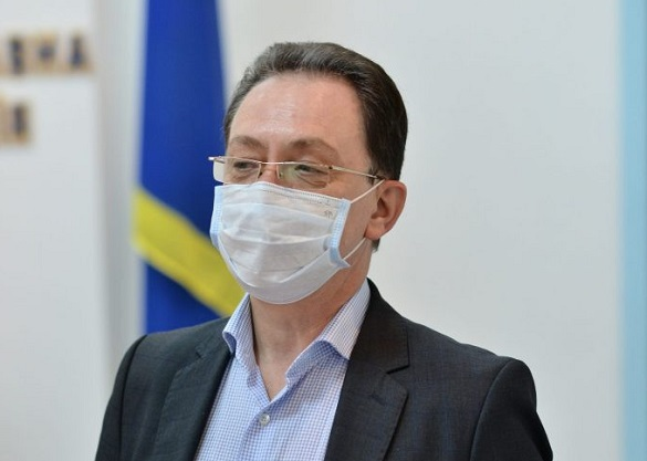 В управлінні охорони здоров'я Черкаської ОДА - новий очільник