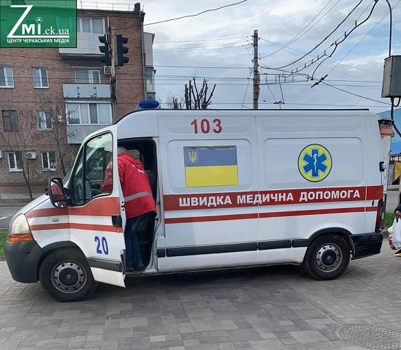 У Черкасах після 39-хвилинної реанімації медики врятували жінку