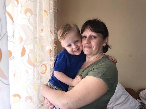 Великоднє диво для Макса: у Черкасах хлопчик, який бореться з хворобою, потребує допомоги