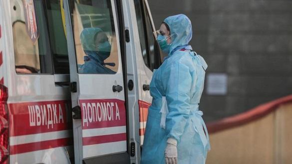 У Черкаській області за час пандемії на COVID-19 захворіли понад чотири тисячі медиків