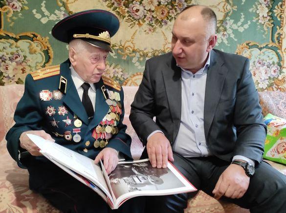 Євгеній Курбет привітав ветеранів Другої світової війни
