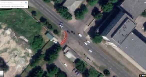 Розширити поворот на одну з вулиць просять містяни в Черкасах