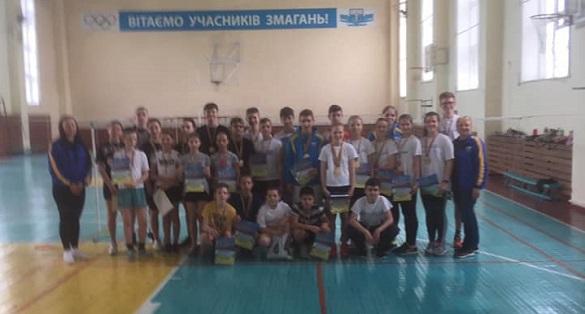 Спортсмени Черкаської області стали призерами змагань