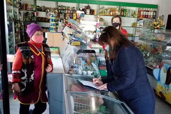 Заклади харчування та продовольчої торгівлі найбільше порушують карантинні заходи на Черкащині