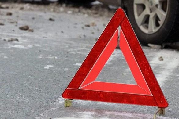 У Черкасах зіштовхнулись автомобіль та мотоцикл: є постраждалий