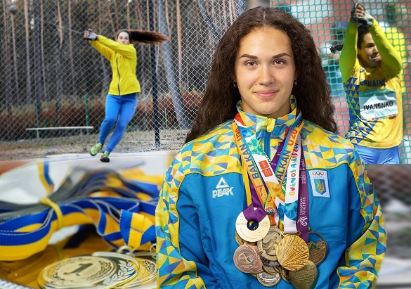 У Черкаській області обрали кращу спортсменку місяця