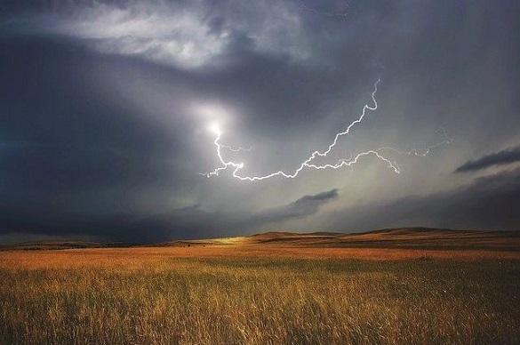 До кінця тижня в Черкаській області прогнозують грози
