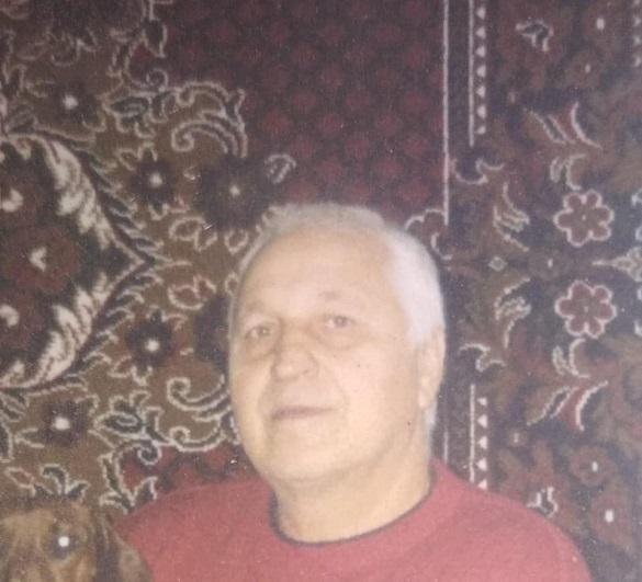Страждає на часткову втрату пам'яті: в Черкаській області розшукують 70-річного чоловіка