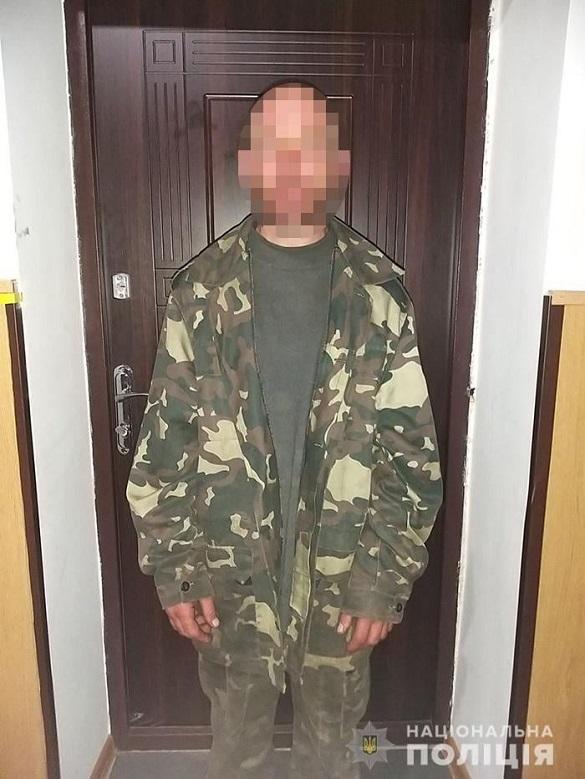 Хотів навідати рідних: на Черкащині знайшли пацієнта, який утік із психоневрологічного інтернату