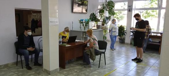 У Черкасах запрацював центр масової вакцинації