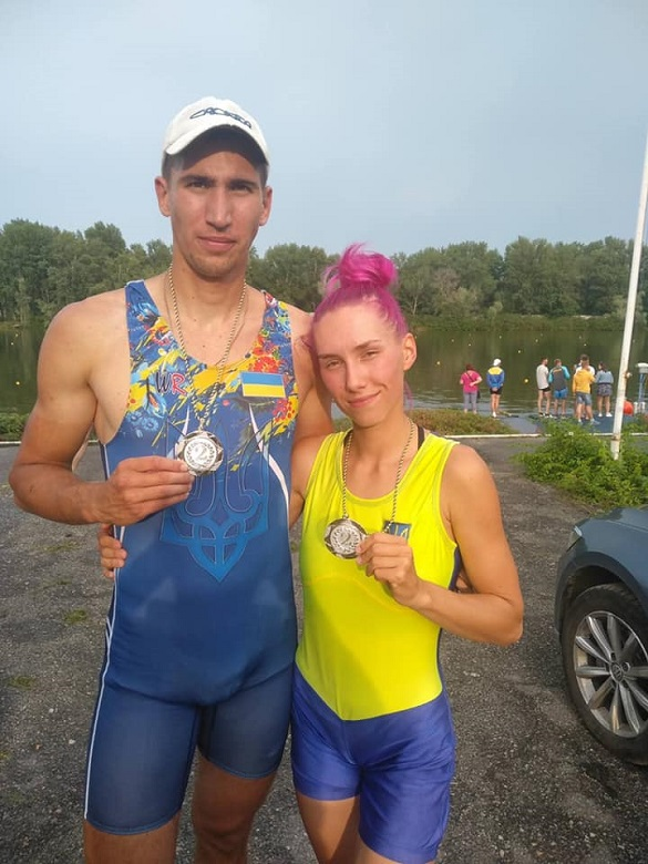 Черкаські спортсмени стали призерами чемпіонату України (ФОТО)