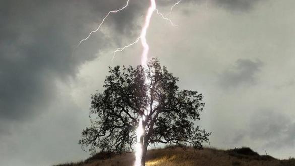 У Черкаській області блискавка влучила у трьох людей: двоє загинуло