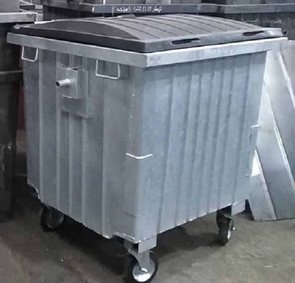 У Черкасах почастішали крадіжки сміттєвих контейнерів