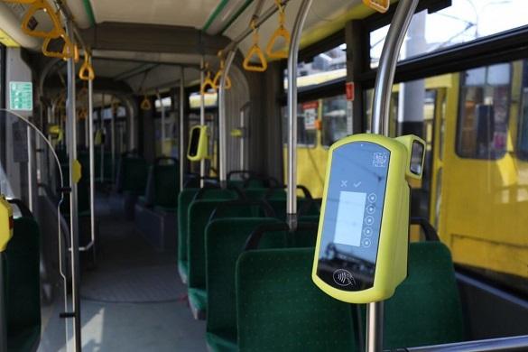 У громадському транспорті Черкас планують встановити валідатори