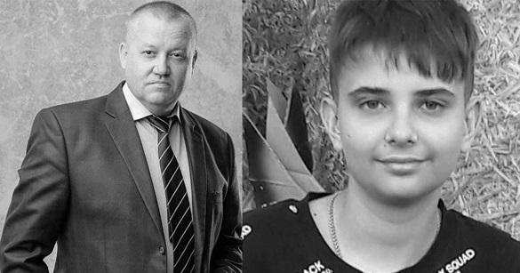 Завтра в Смілі відбудеться прощання з батьком та сином, які загинули на Одещині