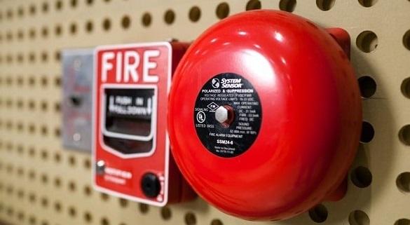 Нову пожежну сигналізацію встановлюють у черкаських дитсадках