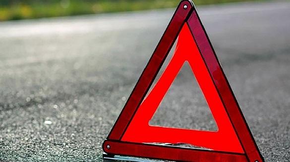 Поїхав на  червоний сигнал світлофора: в Черкасах сталася потрійна ДТП