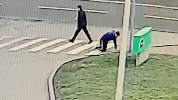 Чоловіка, який біля АЗС у Черкасах підрізав підлітка, випустили з-під варти