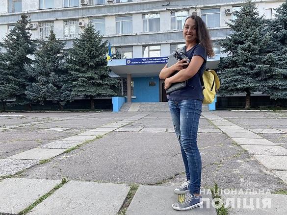 Ноутбук у черкаської журналістики викрав її cусід (ФОТО, ВІДЕО)