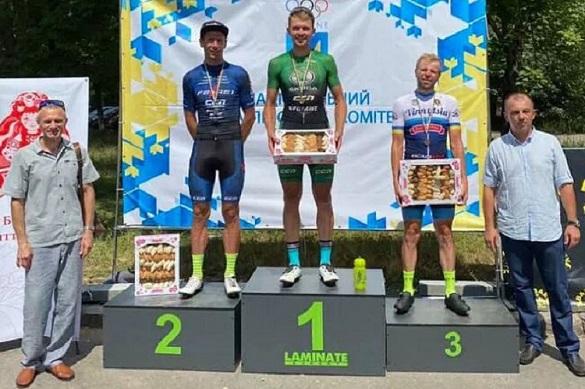 Черкаський спортсмен виборов перемогу в парній гонці на чемпіонаті України