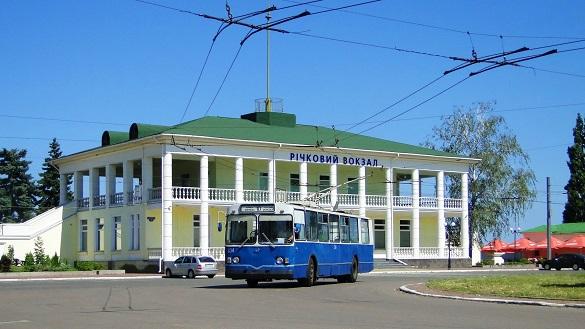 До кінця липня в Черкасах буде змінено рух двох тролейбусів