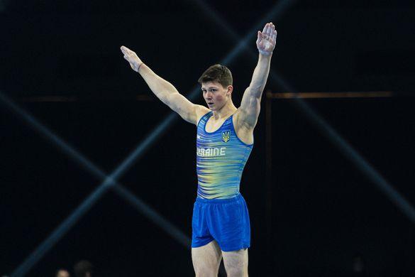 Черкаський гімнаст змагатиметься в особистій першості на Олімпійських іграх