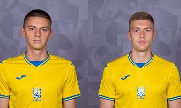 Офіційно: у Черкасах нагородять футболістів збірної України Довбика та Миколенка