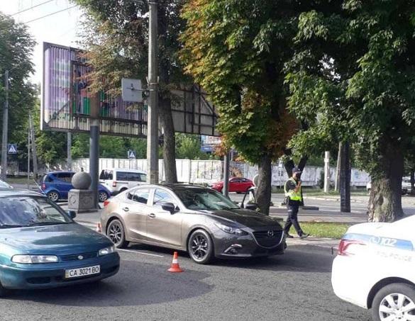 У Черкасах на бульварі Шевченка збили пішохода (ФОТО)