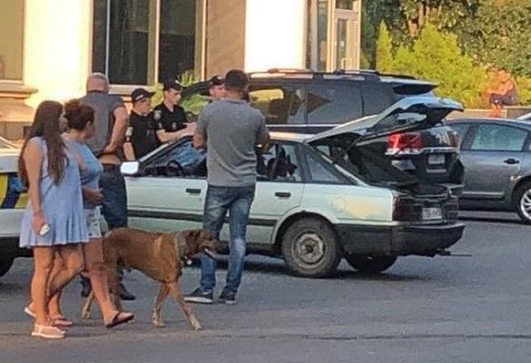 Справу перекваліфікували: поліція розслідує бійку в Черкасах за участю байкерів (ВІДЕО)