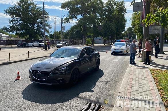 Черкаські поліцейські встановлюють обставини ДТП, у якій постраждав пішохід