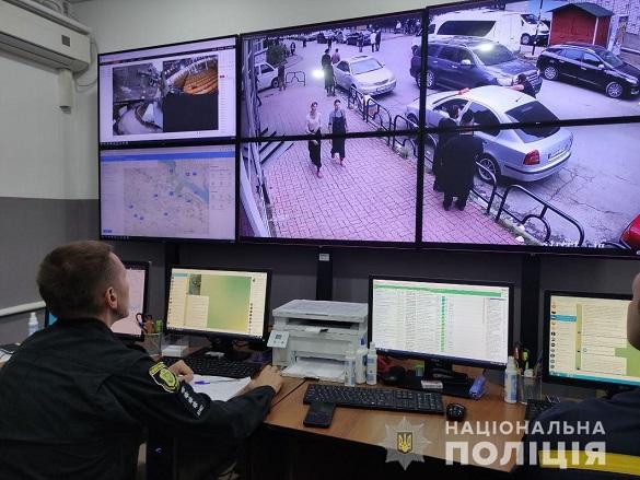 Міжнародна поліцейська станція запрацювали в районі паломництва в Умані
