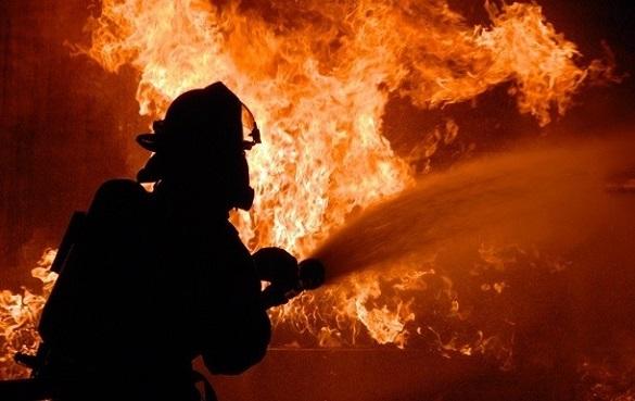 У Черкасах сталася пожежа в прибудові до ресторану