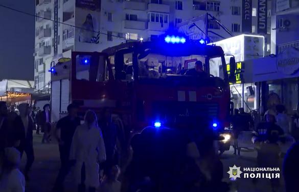Черкаські спецпризначенці попередили вибух у квартирі, яку орендували хасиди