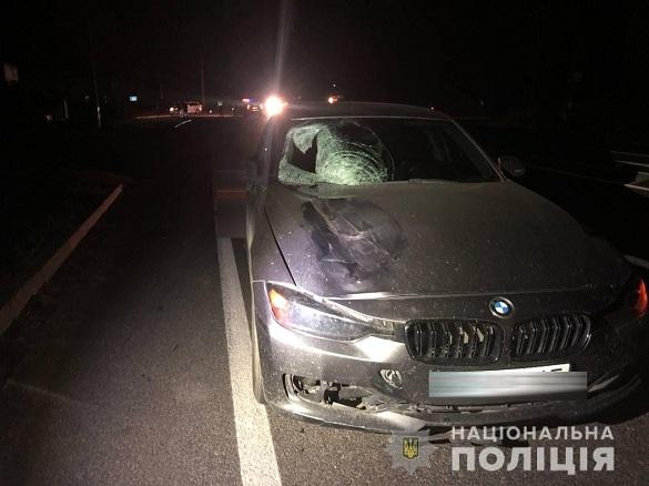 Переходив у невстановленому місці: на Черкащині правоохоронці розслідують смертельну ДТП