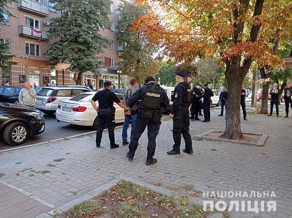 У Черкасах затримали ще одного учасника вчорашнього конфлікту на Хрещатику