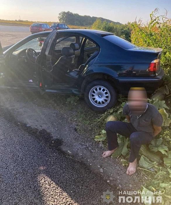 Правоохоронці затримали чоловіка, який викрав автомобіль в Черкасах