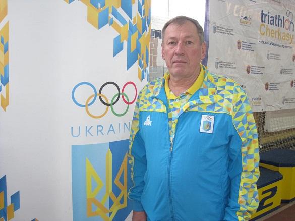 Черкаському тренеру присвоїли почесне звання