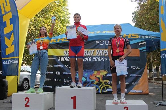 Черкаська спортсменка стала чемпіонкою України (ФОТО)