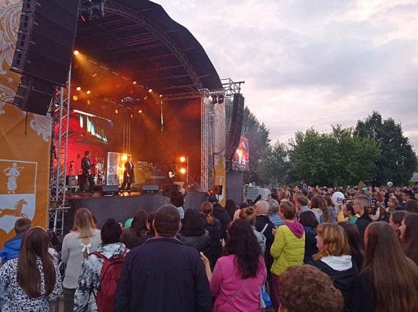 Попри дощ та негоду: як у Черкасах відсвяткували день міста (ФОТО)