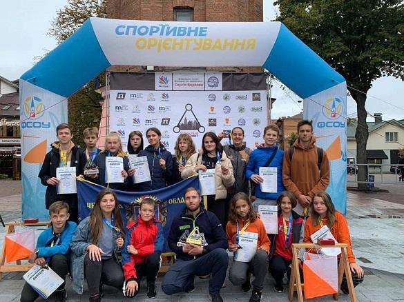 Черкаські спортсмени вибороли понад 30 медалей чемпіонату України