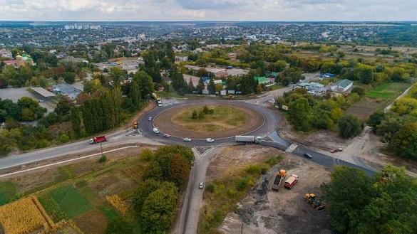 Олександр Скічко розповів про #ВеликеБудівництво на найдовшій автодорозі Черкащини