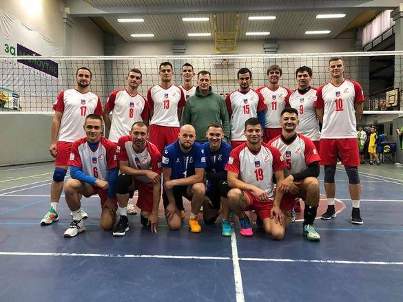 Волейболісти МСК