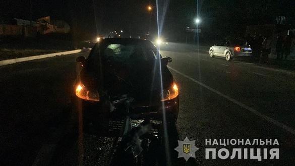 На Смілянщині водійка збила на смерть молоду жінку
